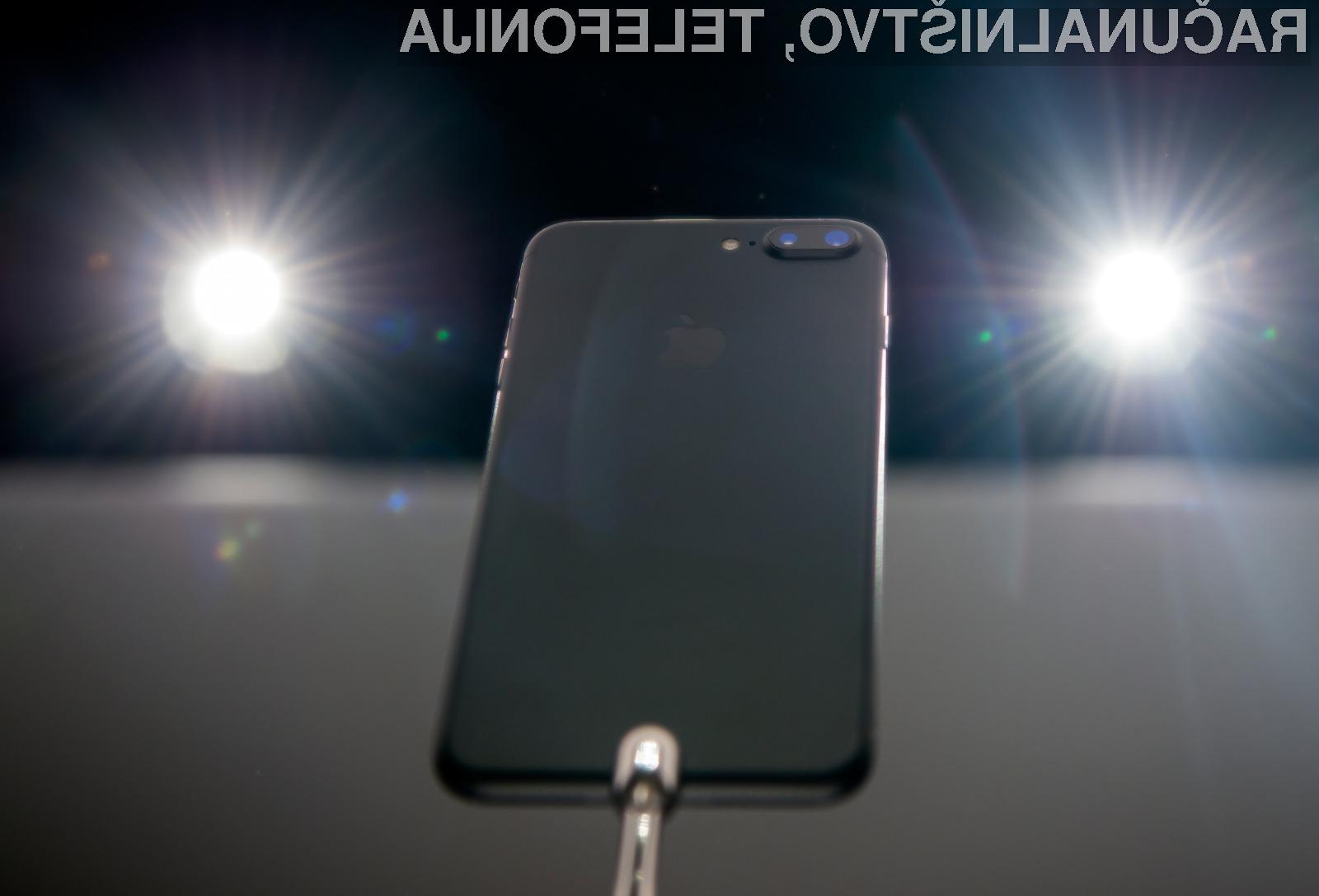 Novi telefon Apple iPhone 8 bo precej dražji od konkurence!