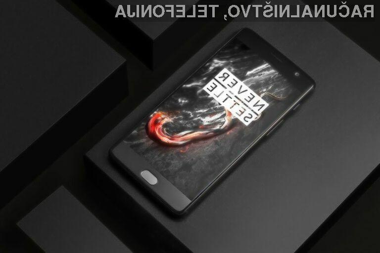 Pametni mobilni telefon OnePlus 3T bo po vsej verjetnosti mogoče kupiti le še nekaj tednov.