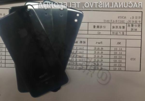 Prenovljeni Apple iPhone SE naj bi bil precej bolj zanimiv od zdajšnjega modela.
