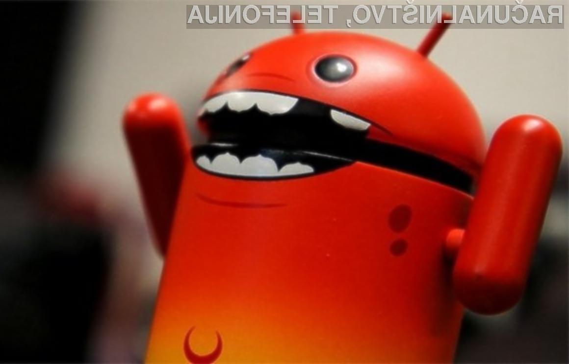 Podjetje Google želi še dodatno izboljšati varnost uporabnikov mobilnih naprav Android.