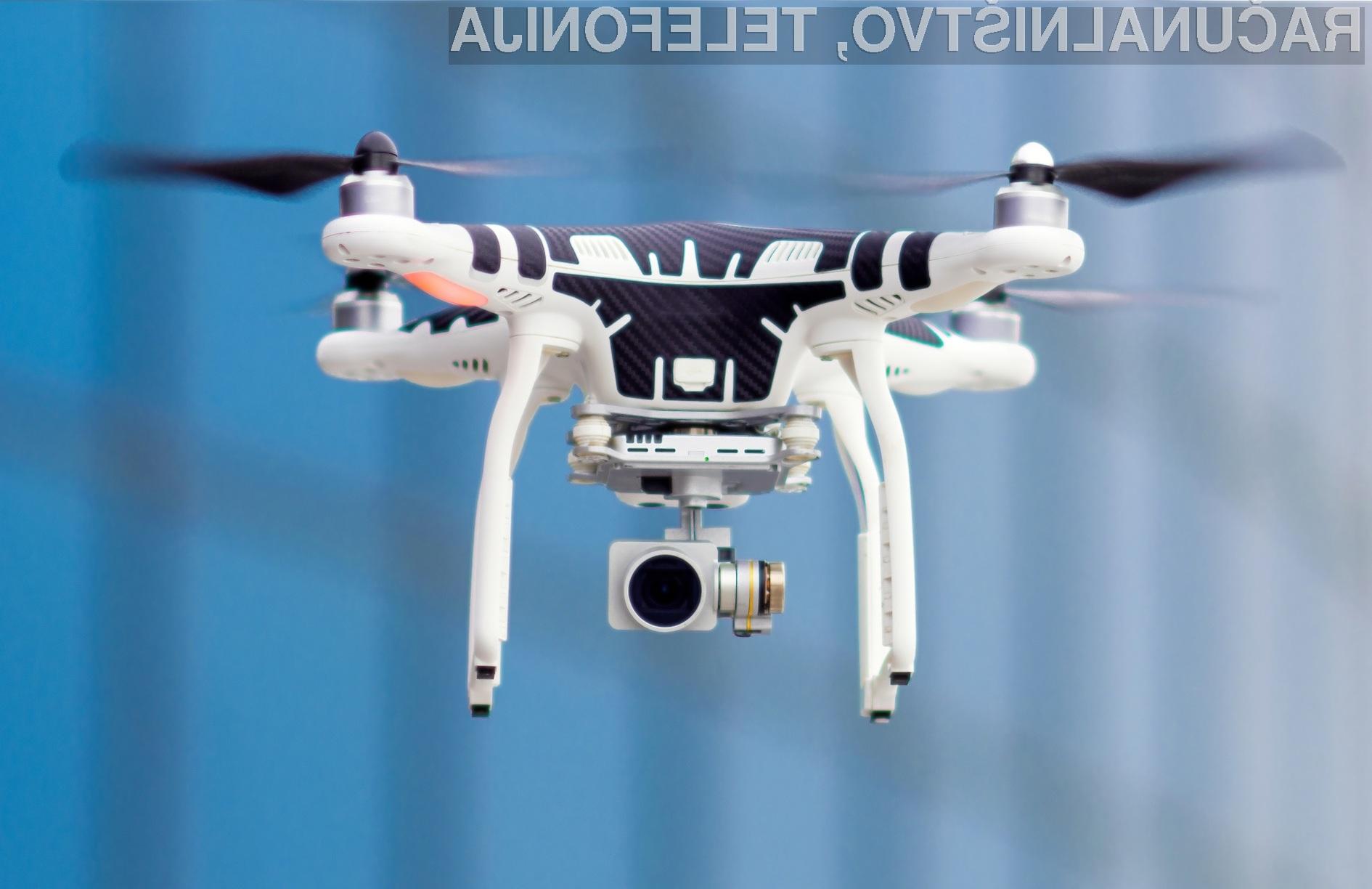 Zaradi dronov je naša zasebnost ogrožena že na vsakem koraku.