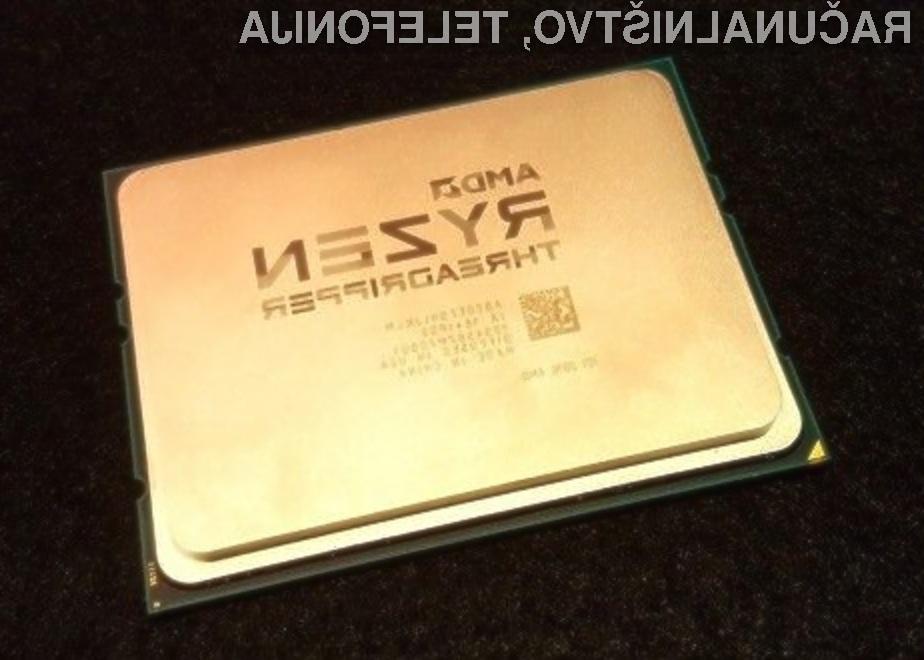 Procesorji AMD s procesorskimi sredicami Ryzen Threadripper obetajo veliko!