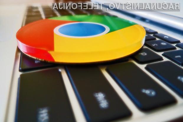 Novi Google Chrome bo brskanje po spletu naredil še prijetnejše!