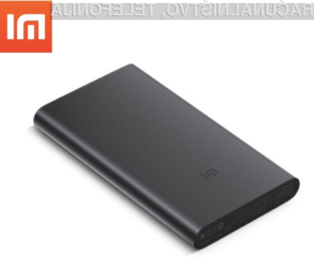 Xiaomi Mi Power Bank 2 je poceni a zmogljiva prenosna baterija!