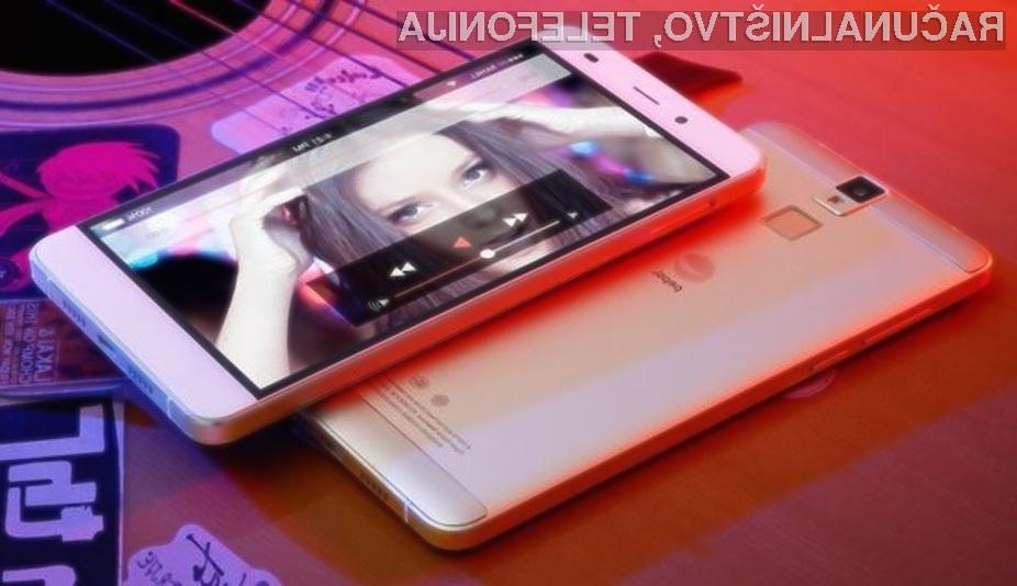 Verjetno je le še vprašanje časa, kdaj bomo kupovali le še pametne telefone kitajskih podjetji!