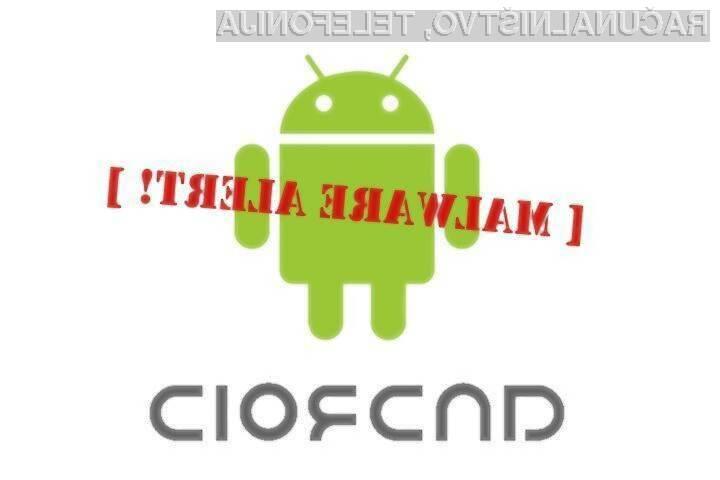 Če imate nameščeno aplikacijo podjetja Equus Technologies jo nemudoma odstranite!