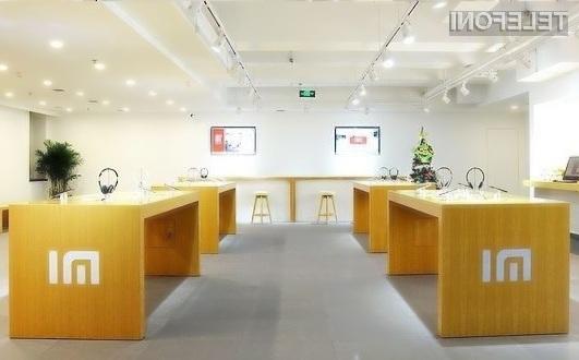 Fizične trgovine naj bi podjetju Xiaomi pomagale pri pospešitvi prodaje njegovih izdelkov.