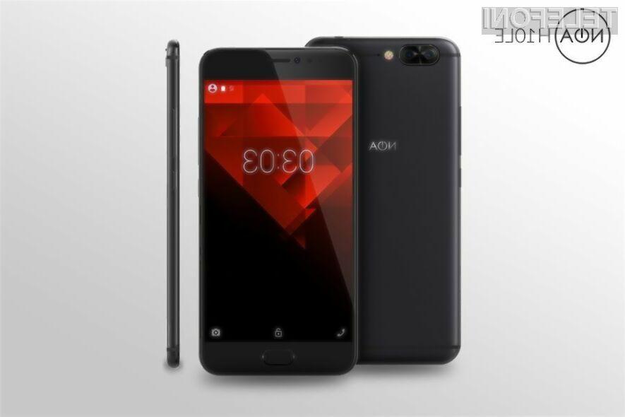 Pametni mobilni telefon Noa H10le je plod hrvaškega znanja.
