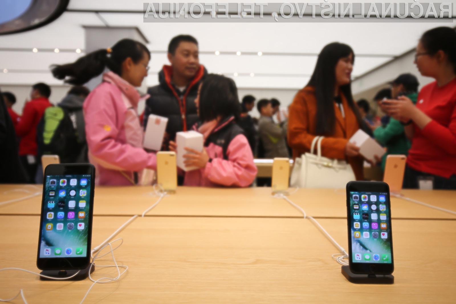Apple je aplikacije VPN na Kitajskem odstranilo na zahtevo kitajskega ministrstva za industrijo in informacijsko tehnologijo.