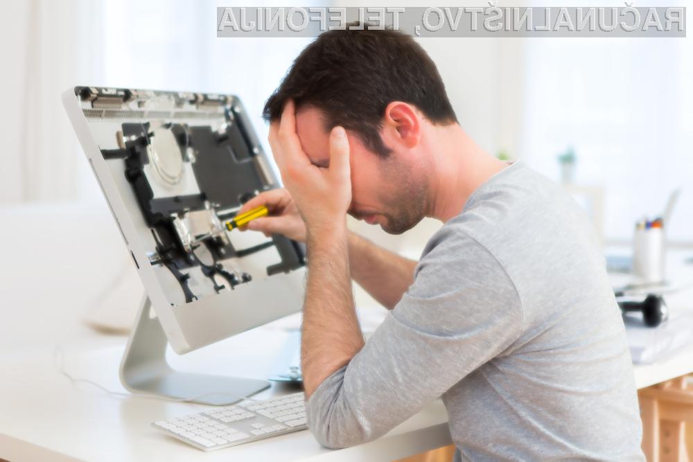 Glavni krivci za upad prodaje računalnikov so proizvajalci sestavnih delov zanje!