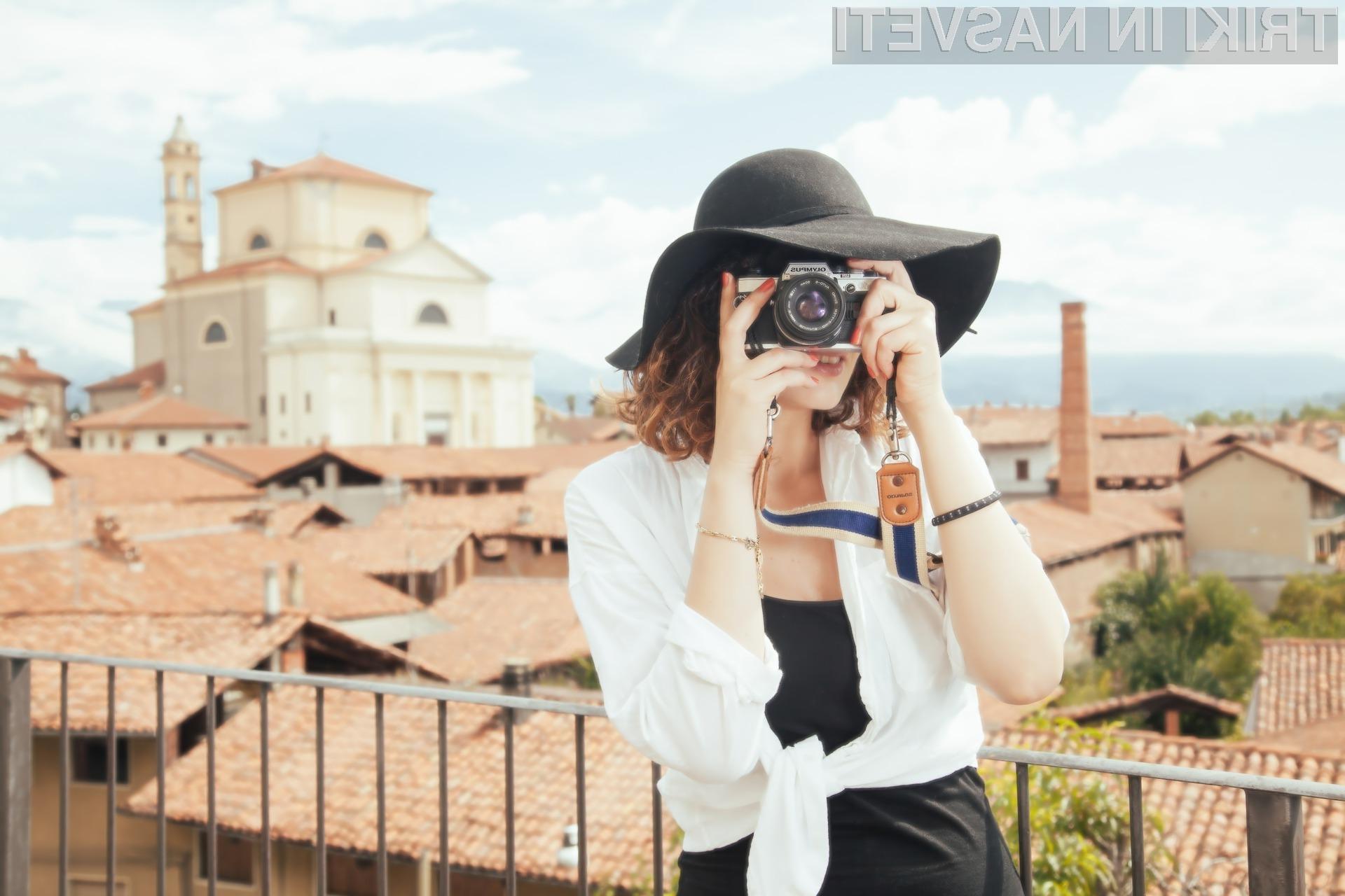 Obdelovanje video posnetkov in fotografij s pametnim telefonom