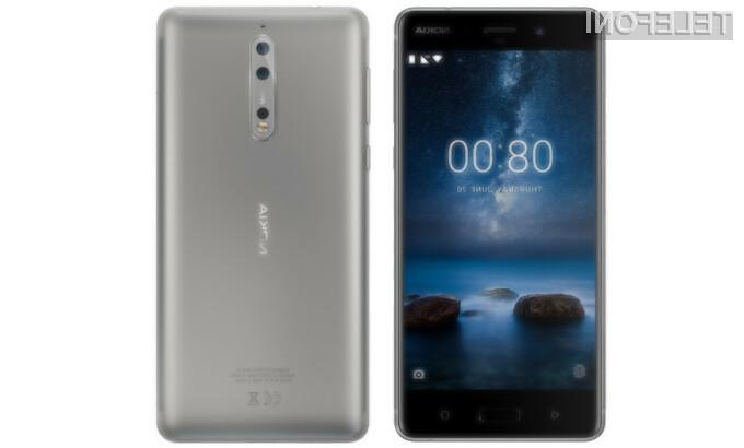 Nokia 8 bo nared za prodajo še pred koncem avgusta!