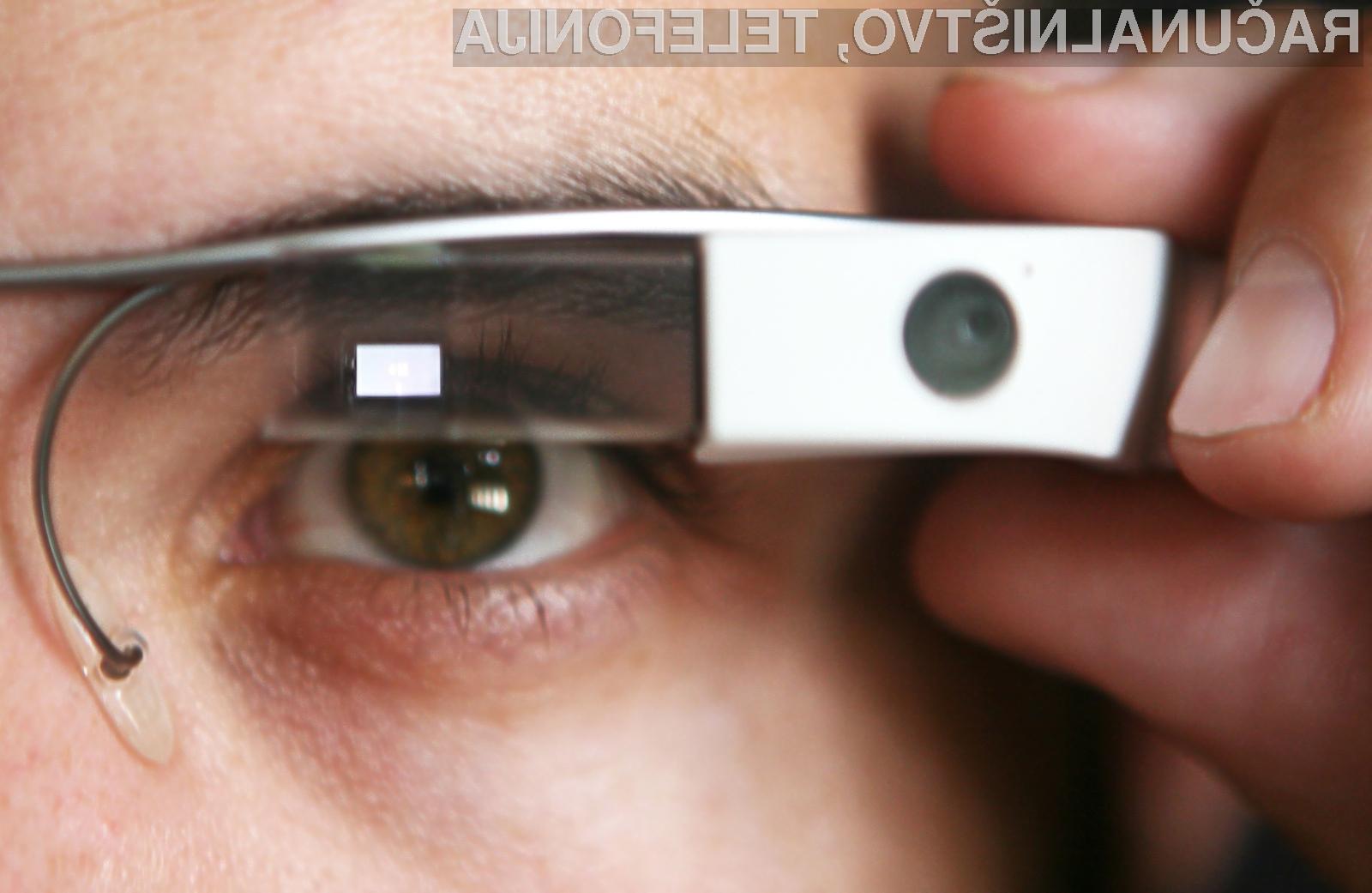 Nova večpredstavnostna očala Google Glass Enterprise Edition so bila deležna majhnih, a pomembnih izboljšav.