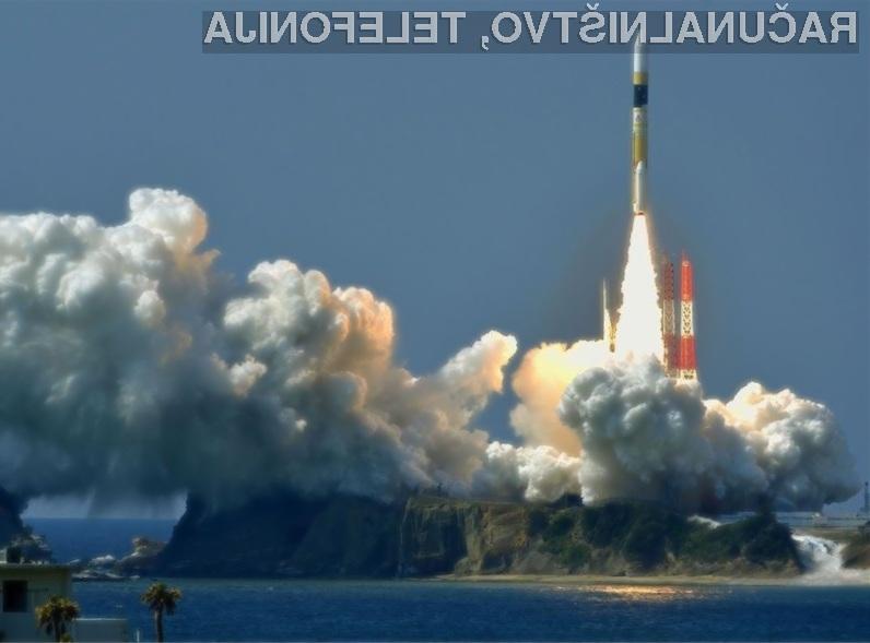 Japonska z lastnimi sateliti izboljšuje navigacijski sistem GPS