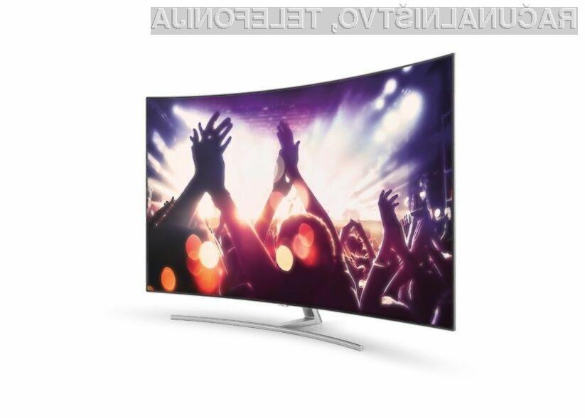 Samsung bo poskušal srečo kot ponudnik televizorjev z velikimi diagonalami.
