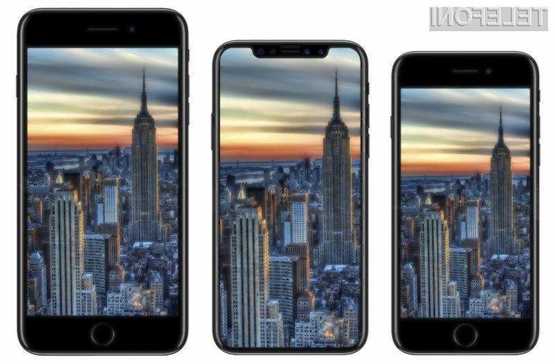 Pri nas bo za novi iPhone treba odšteti okoli 1.300 evrov.