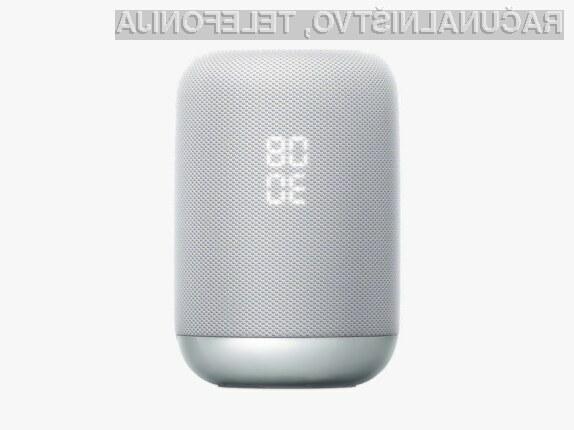 Pametni zvočnik Sony Google Assistant