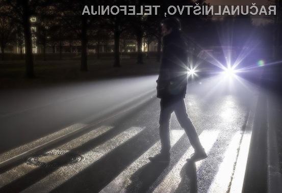 Sistem pametnih žarometov Digital Light podjetja Mercedes-Benz naj bi znatno izboljšal varnost v prometu.