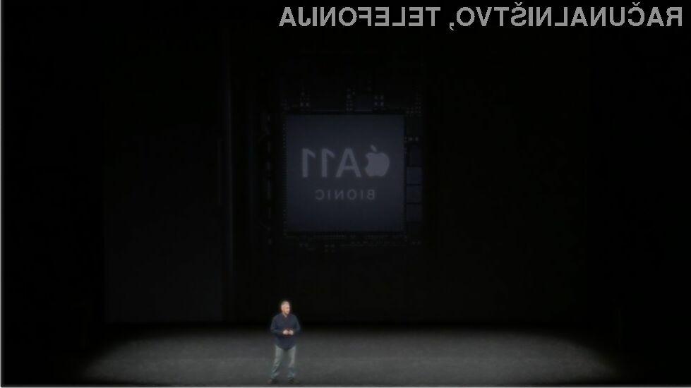 Apple iPhone X je trenutno najzmogljivejši telefon na svetu!