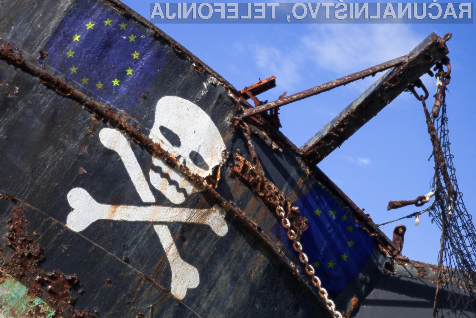 Evropska komisija naj bi imela dokaze o tem, da piratstvo ni škodljivo!