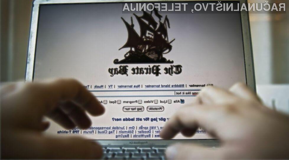 Spletna stran The Pirate Bay bi lahko pričela služiti na račun moči vašega procesorja.