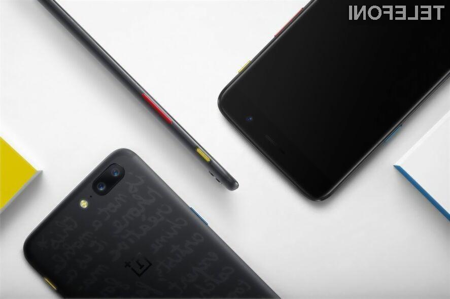 Telefon OnePlus JCC Limited Edition je pravo umetniško delo!