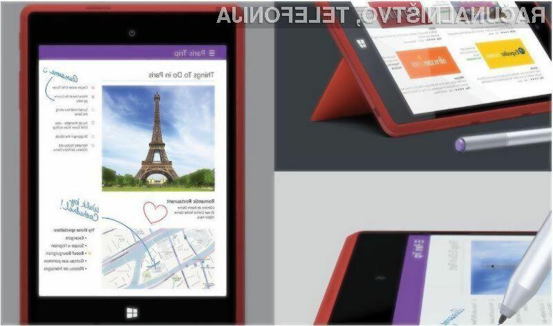 Nesojena Microsoftova tablica Surface Mini po vsej verjetnosti na trgu ne bi uspela.