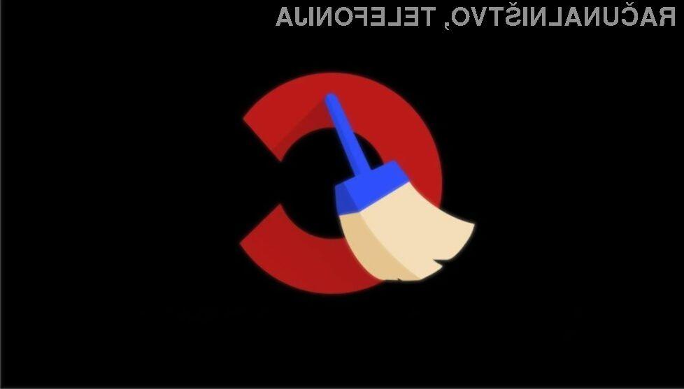 Nemudoma posodobite vaš ranljiv program CCleaner!