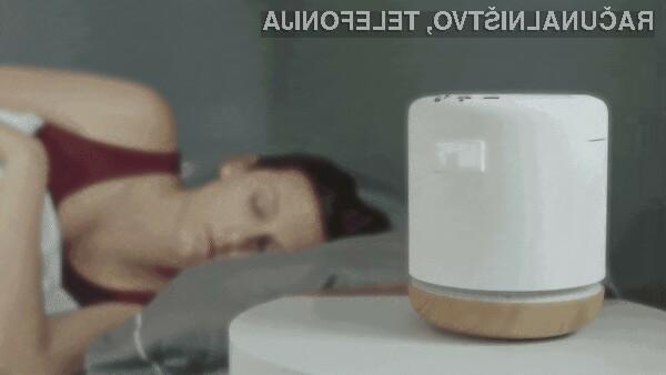 Sistem Smart Pillow and Sleep System podjetja Moona naj bi poskrbel za bolj kakovosten spanec!