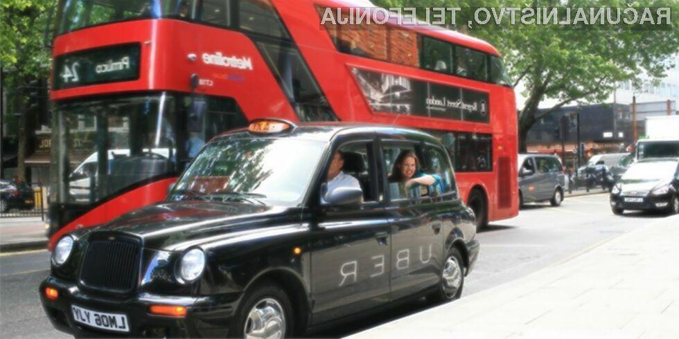 Uber v Londonu po vsej verjetnostni ne bo smel več opravljati storitev!