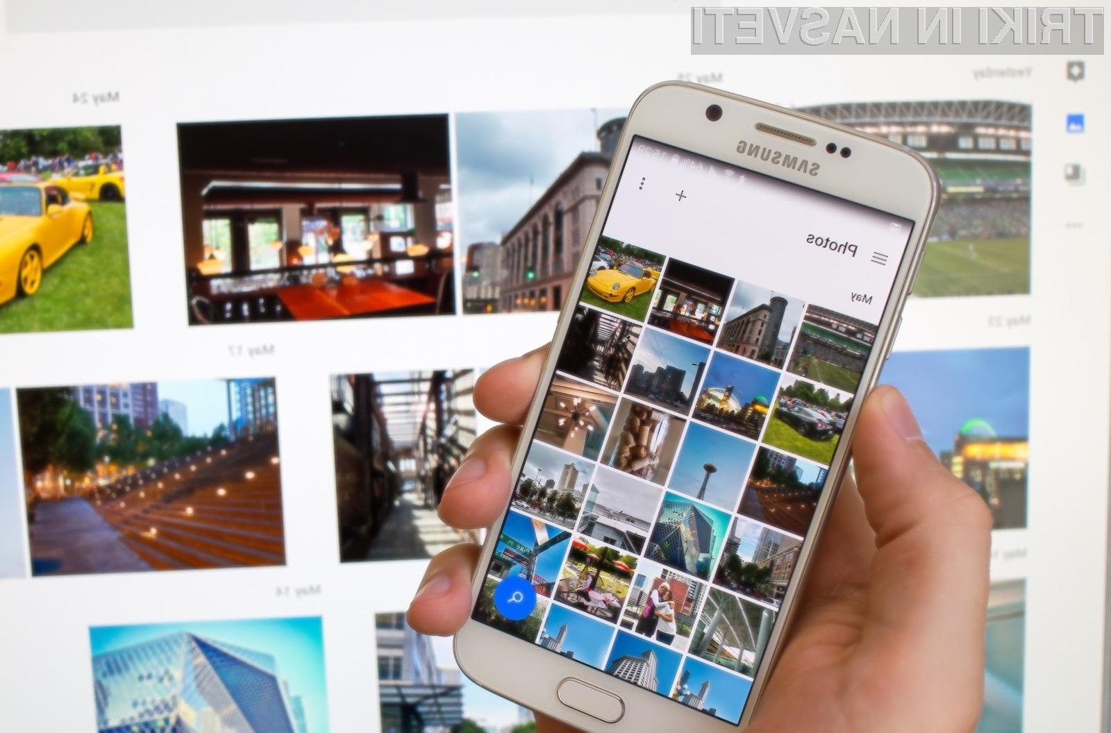 Za oblačno shranjevanje podatkov imajo uporabniki mobilnih naprav Android na voljo številne ponudnike!