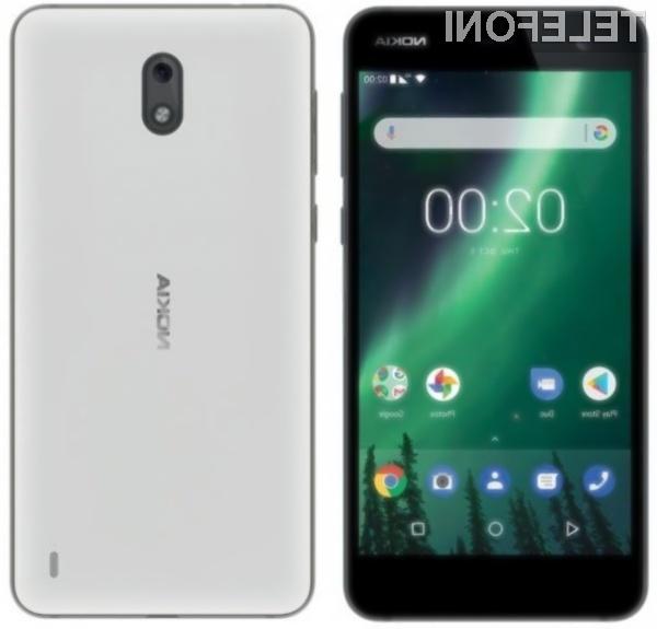 Pametni mobilni telefon Nokia 2 naj bi bil dostopen širšemu krogu uporabnikov storitev mobilne telefonije.