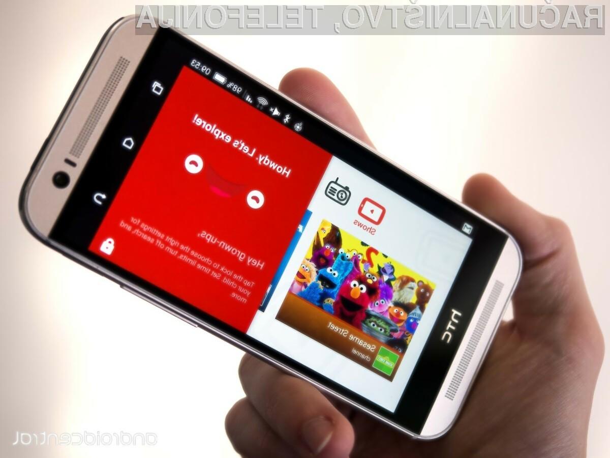 Novi YouTube omogoča kakovostnejši prikaz videoposnetkov na izbranih mobilnih napravah!