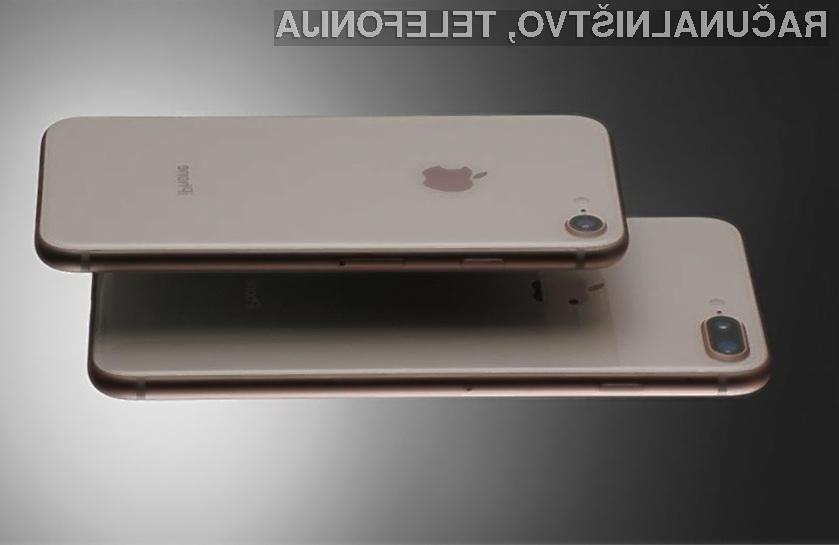 Naročila za novi iPhone 8 so se v primerjavi s septembrom zmanjšala za več kot polovico!