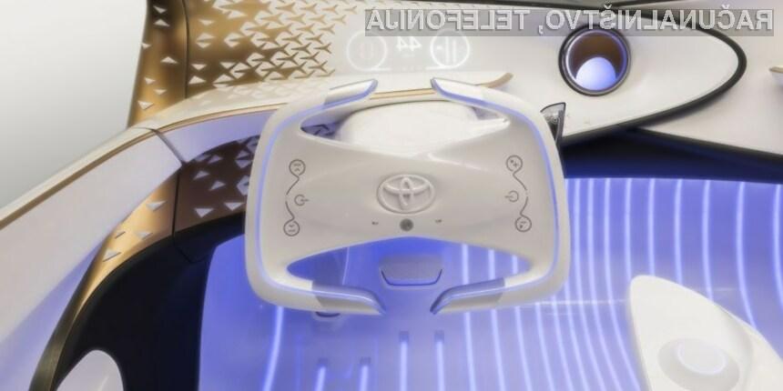Digitalni asistent Yui se bo z voznikom in sopotniki pogovarjal na enak način kot običajni ljudje.