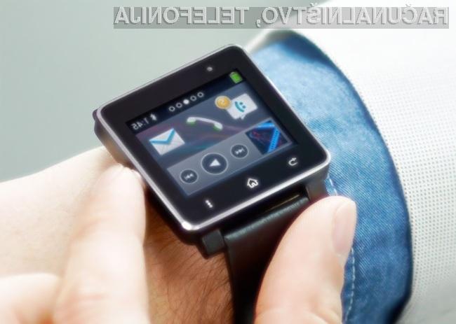 Inženirji podjetja Qualcomm za pametne ročne ure pripravljajo varčnejši mobilni procesor!