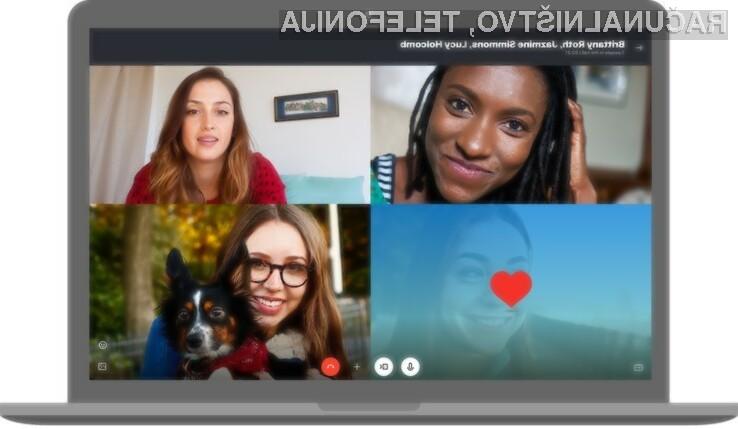Novi Skype je povsem drugačen od tistega, ki smo ga uporabljali doslej!