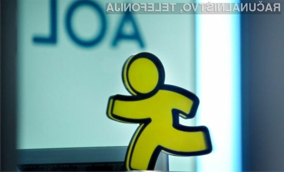 Storitev AOL Instant Messenger (AIM) se je po 20. letih uspešnega delovanja poslovila za vedno.