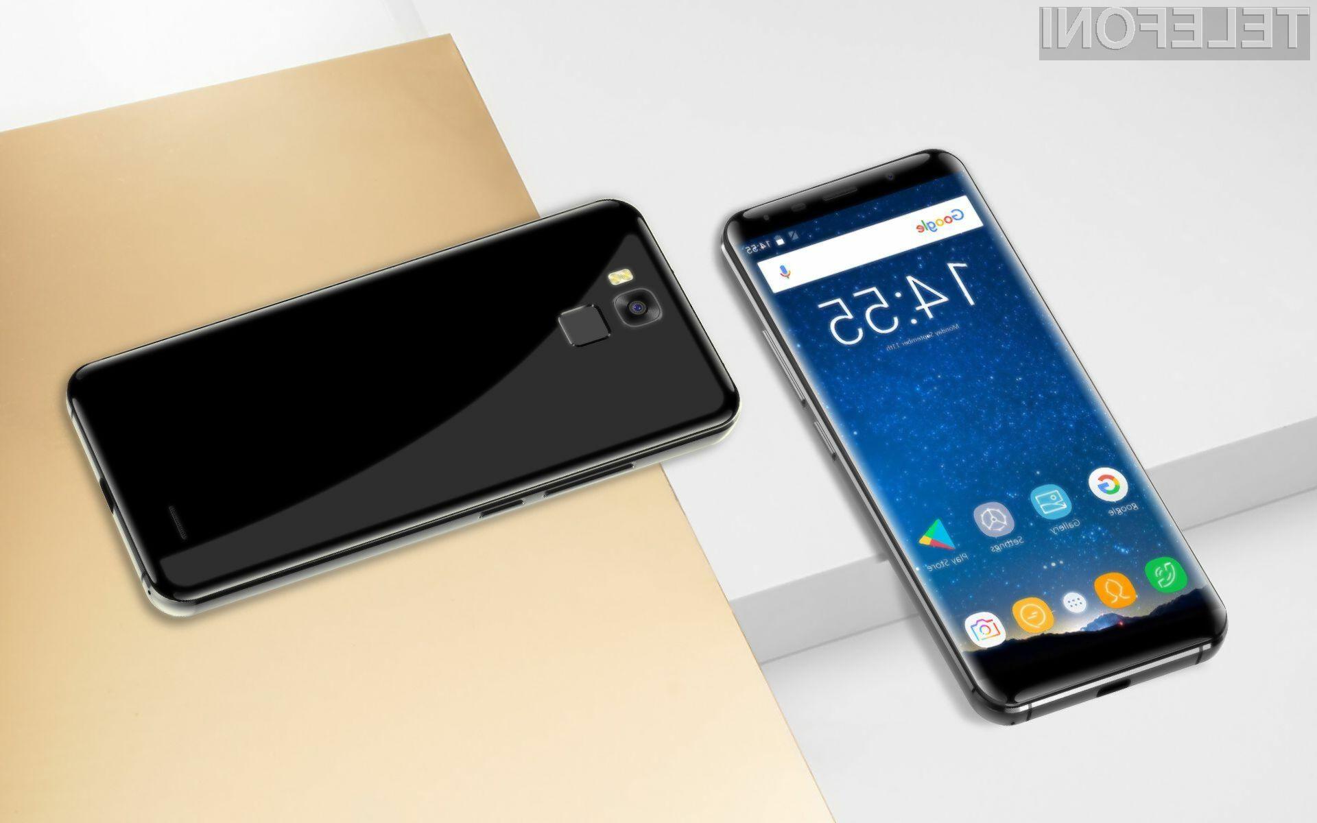 Pametni mobilni telefon Oukitel K5000 je zmogljiv, a poceni!