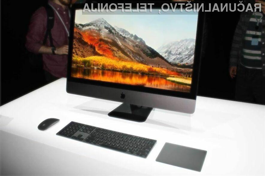 Konec leta prihaja najzmogljivejši iMac Pro!
