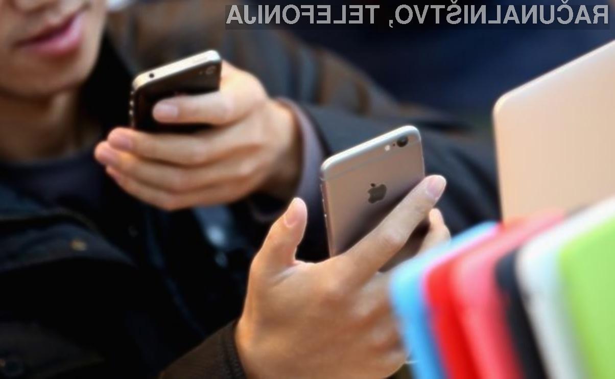 Qualcomm od pekinškega sodišča zahteva popolno prepoved prodaje Applovih izdelkov.