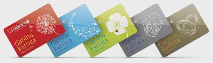Z brandirano darilno kartico bodo lahko v vaših trgovinah stranke 'zapravljale' povsem po svojih željah - brez skrbi, da morajo 'kupiti še kaj, ker denarja ne vračate' …