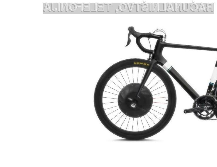Kolo Smart Electric Front Bicycle Wheel bo nedvomno v pomoč pri kolesarjenju!