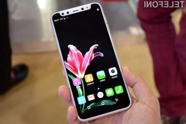 Pametni mobilni telefon Hotwav Symbol S3 bo na Kitajskem zagotovo zelo priljubljen.