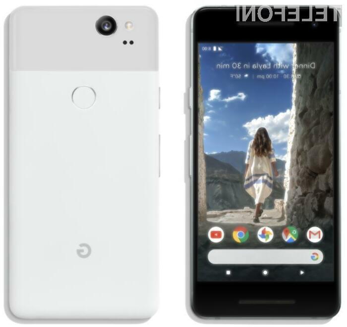 Google se je priključku za slušalke odrekel v zameno za bolj všečno (moderno) obliko.