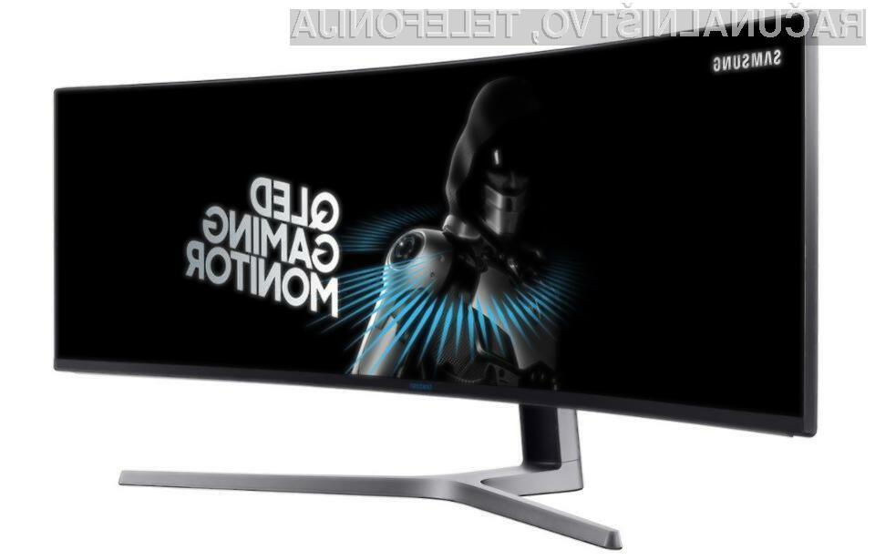 Novi zaslon podjetja Samsung bo zlahka prepričal najzahtevnejše!