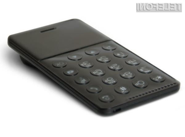 Mobilni telefon FutureModel NichePhone-S bomo brez težav prenašali naokoli!