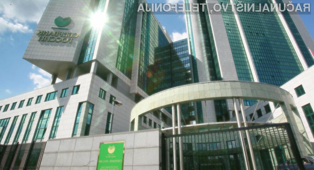 Banka Sberbank je pokupila vse razpoložljive grafične kartice na lokalnem trgu.