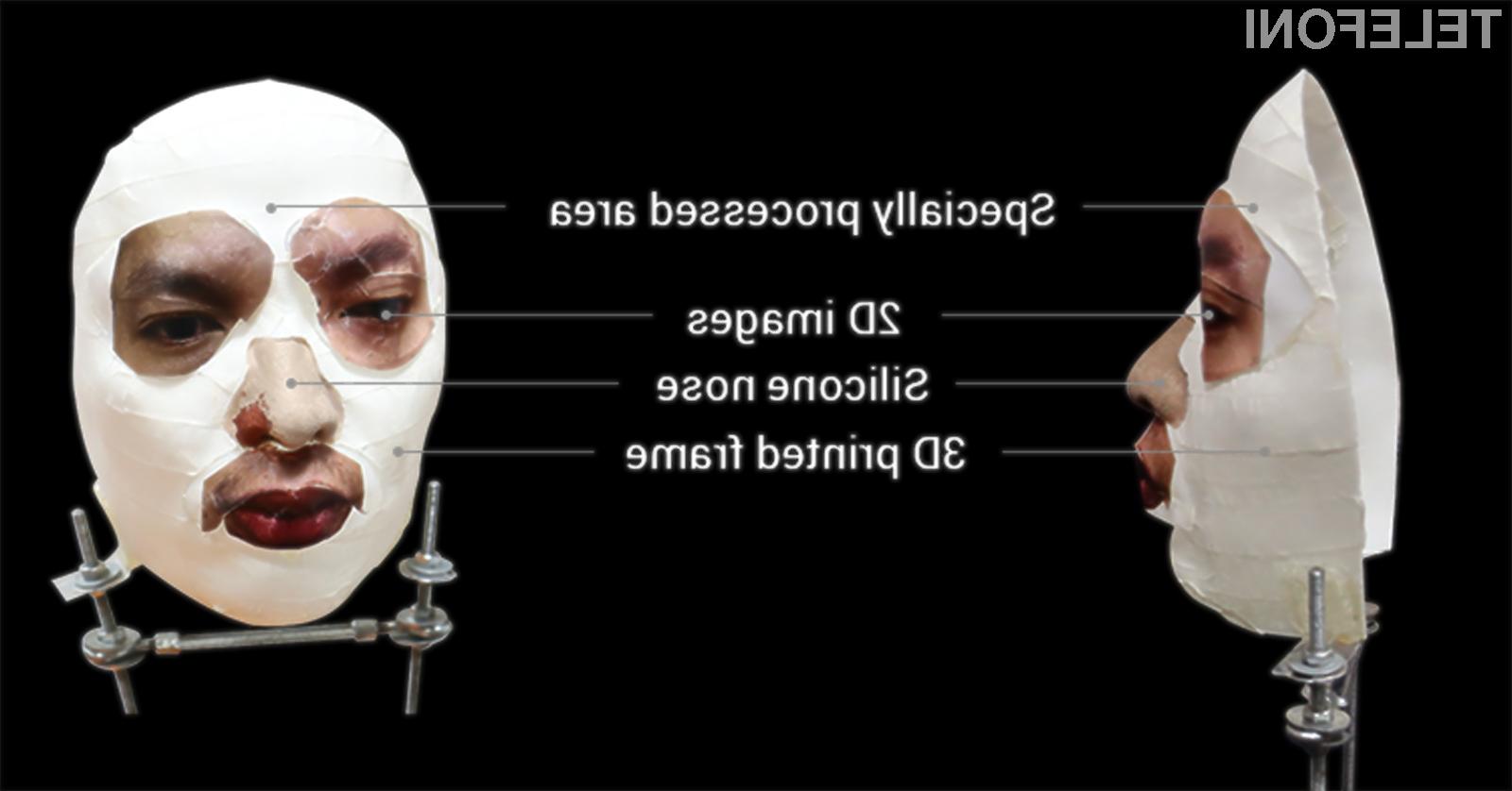 """Applovo varnostno tehnologijo """"Face ID"""" je možno prelisičiti z natisnjenim obrazom!"""