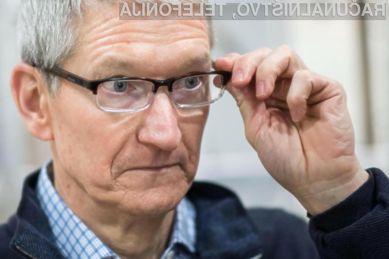 Apple bo lastna očala za razširjeno resničnost razvil na osnovi tehnologije podjetja Vrvana.